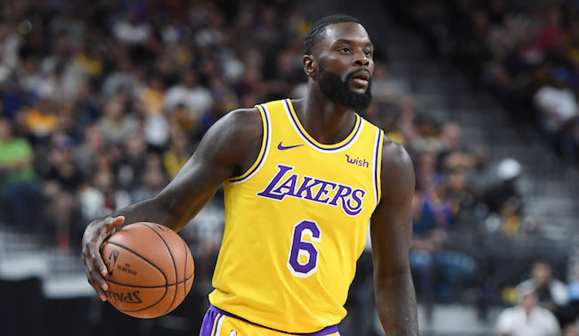 Lance Stephenson Lakers