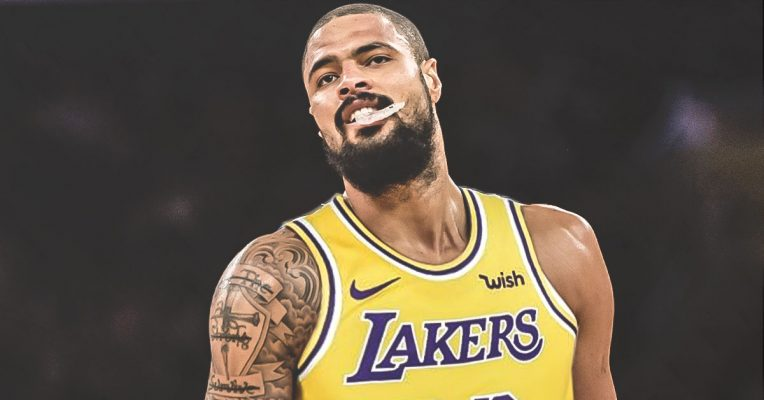 Tyson Chandler Lakers