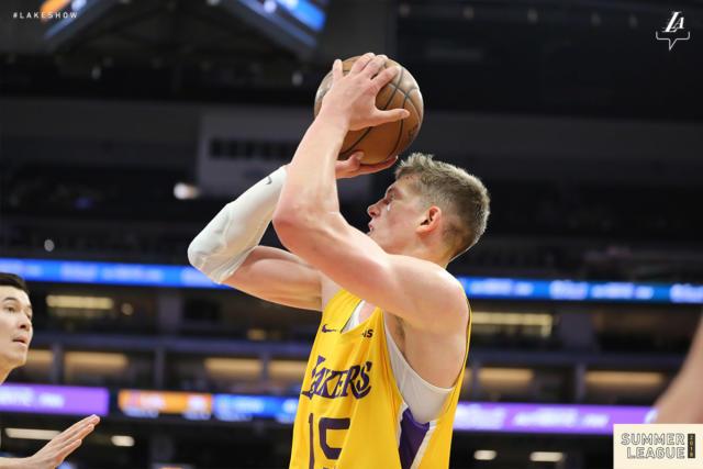 Moritz Wagner Lakers