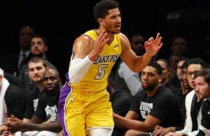 Josh Hart Los Angeles Lakers