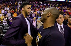 Anthony Davis Kobe Bryant