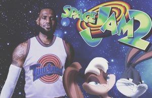 LeBron James, Space Jam 2