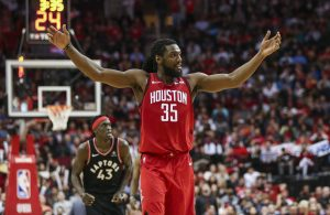 Kenneth Faried Houston Rockets
