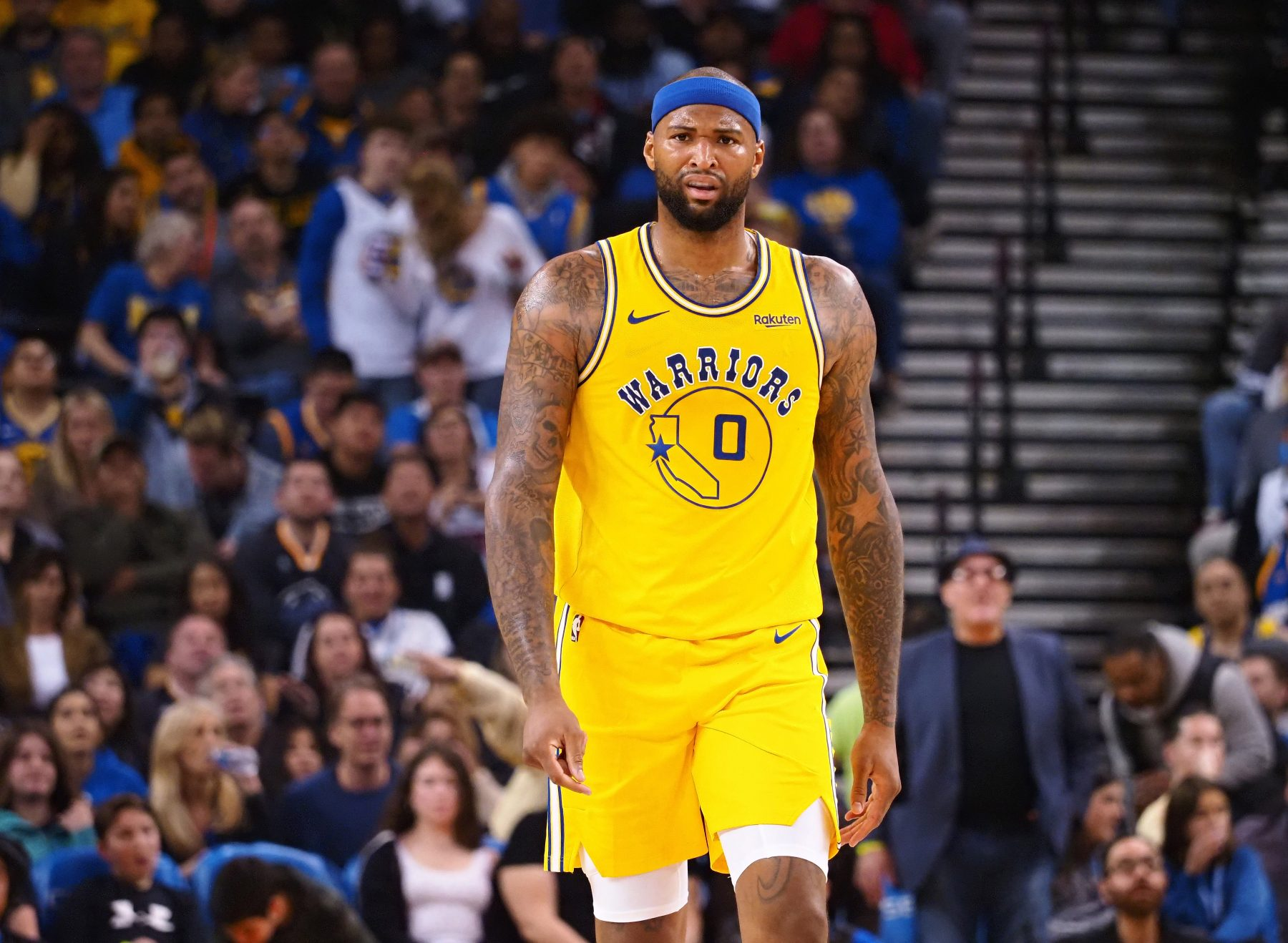 Did DeMarcus Cousins Threaten To Kill His Ex-Girlfriend Before His Wedding?