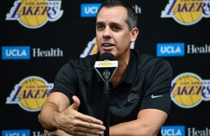 Frank Vogel Lakers