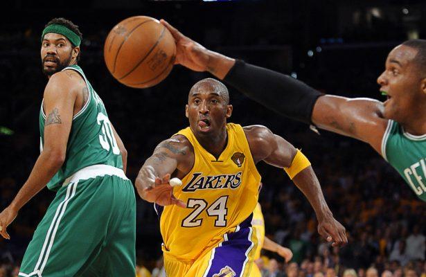 Kobe Bryant and Boston Celtics