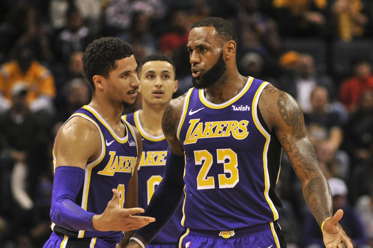 pick up add70 d3d6a Josh Hart Takes Shot at Los Angeles Lakers, Calls Out 1 ...