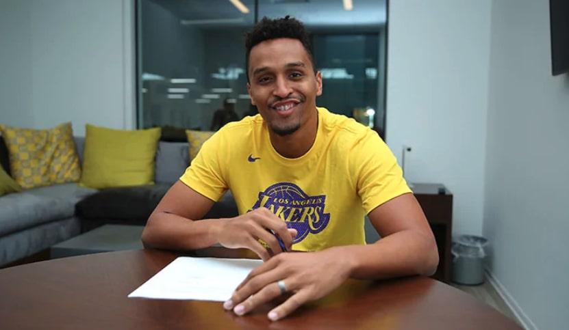 Reggie Hearn Lakers