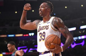 Dwight Howard Lakers