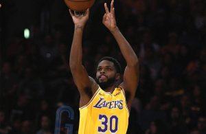 Troy Daniels Lakers