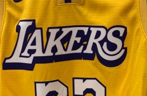 "Lakers ""City Edition"" Uniforms"