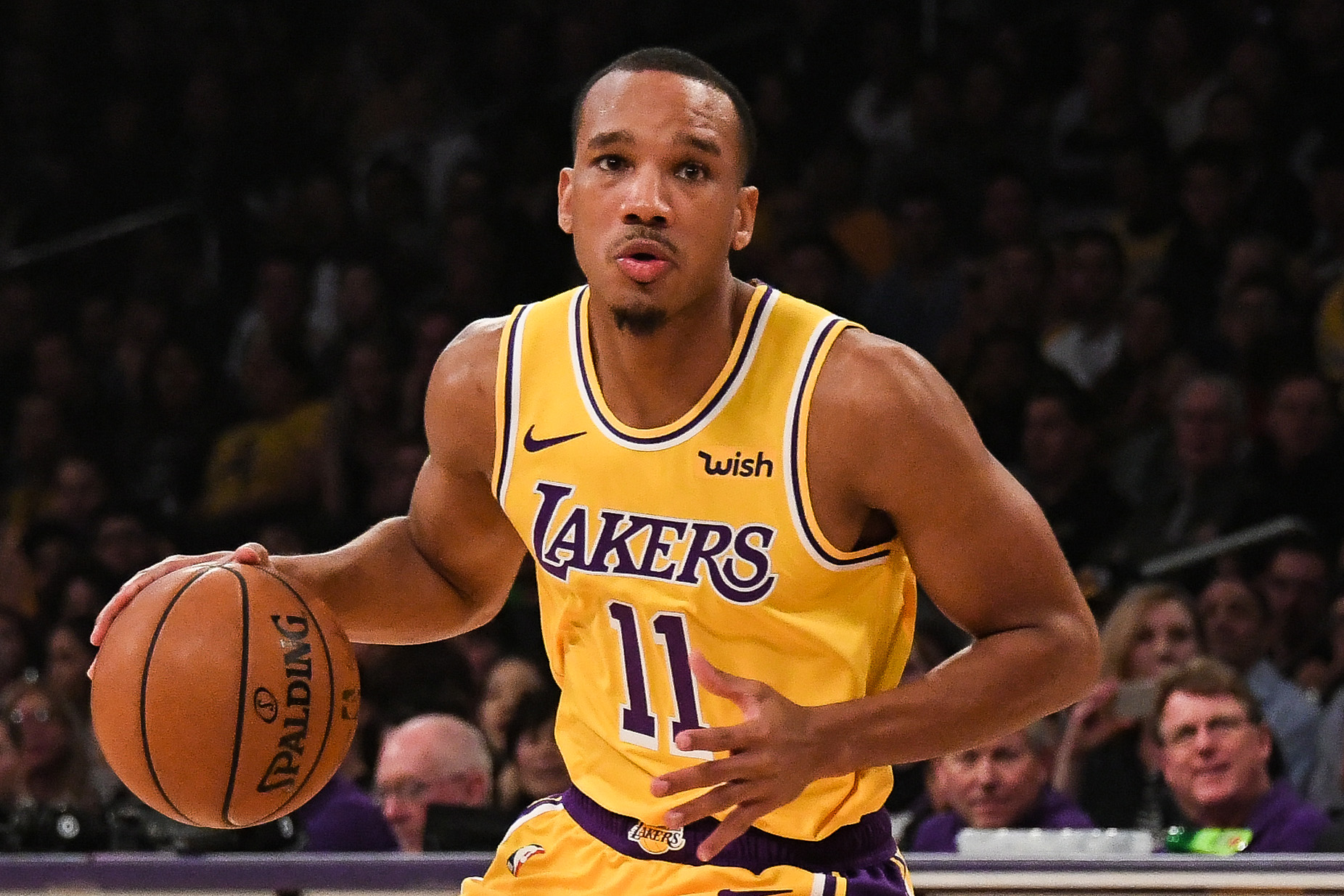 Avery Bradley Lakers
