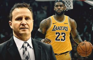 Scott Brooks LeBron James