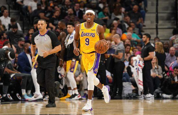 Rajon Rondo Lakers