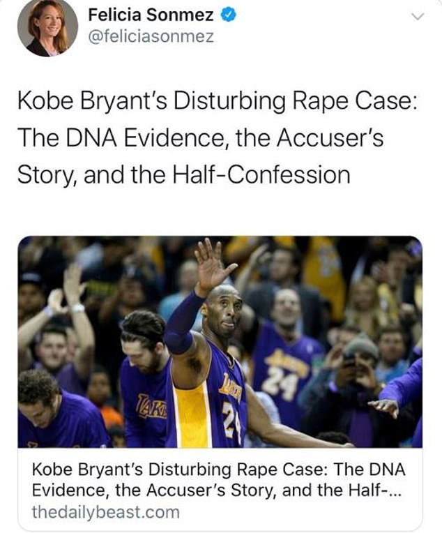 Kobe Bryant Rape Case