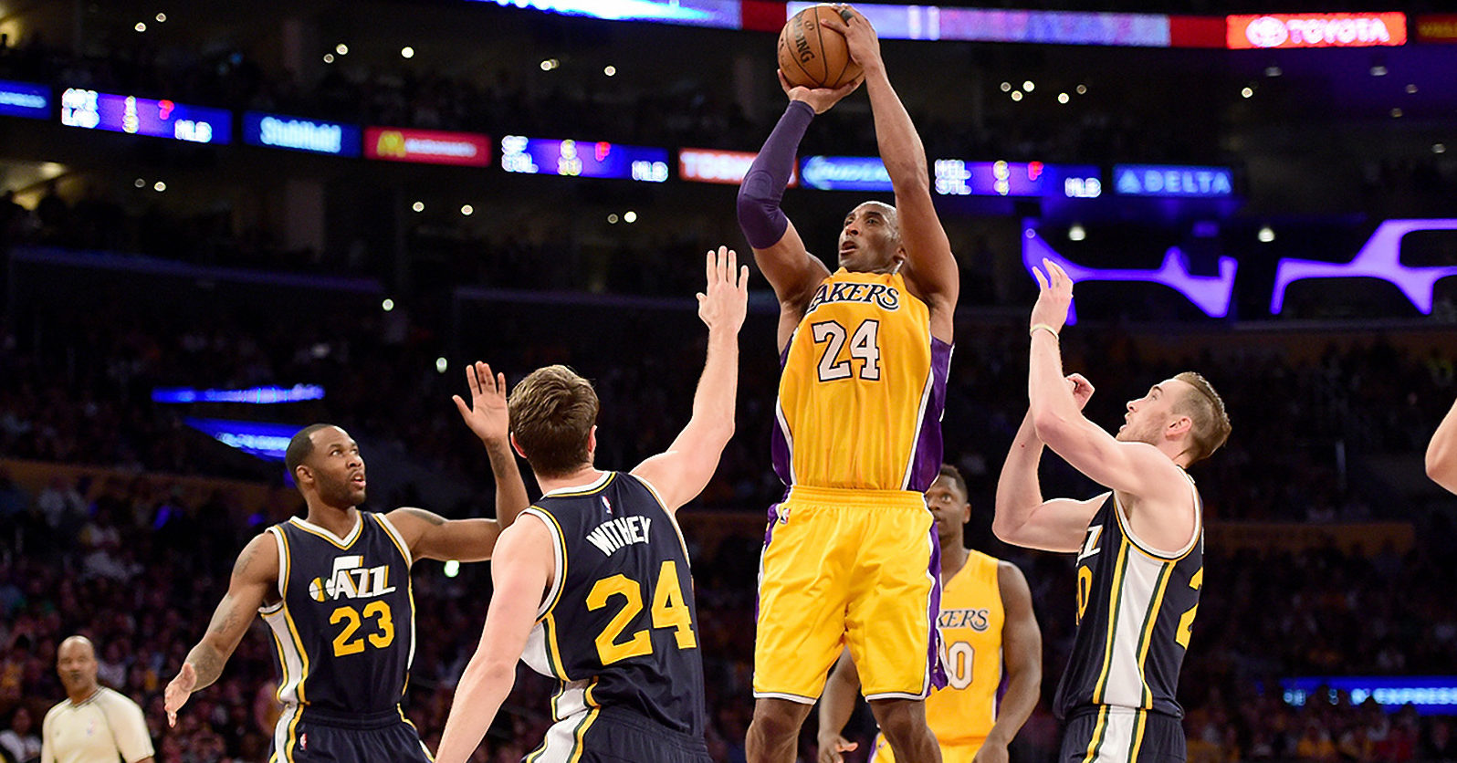 Report Espn To Air Kobe Bryant S Final Nba Game On Monday Night Lakers Daily