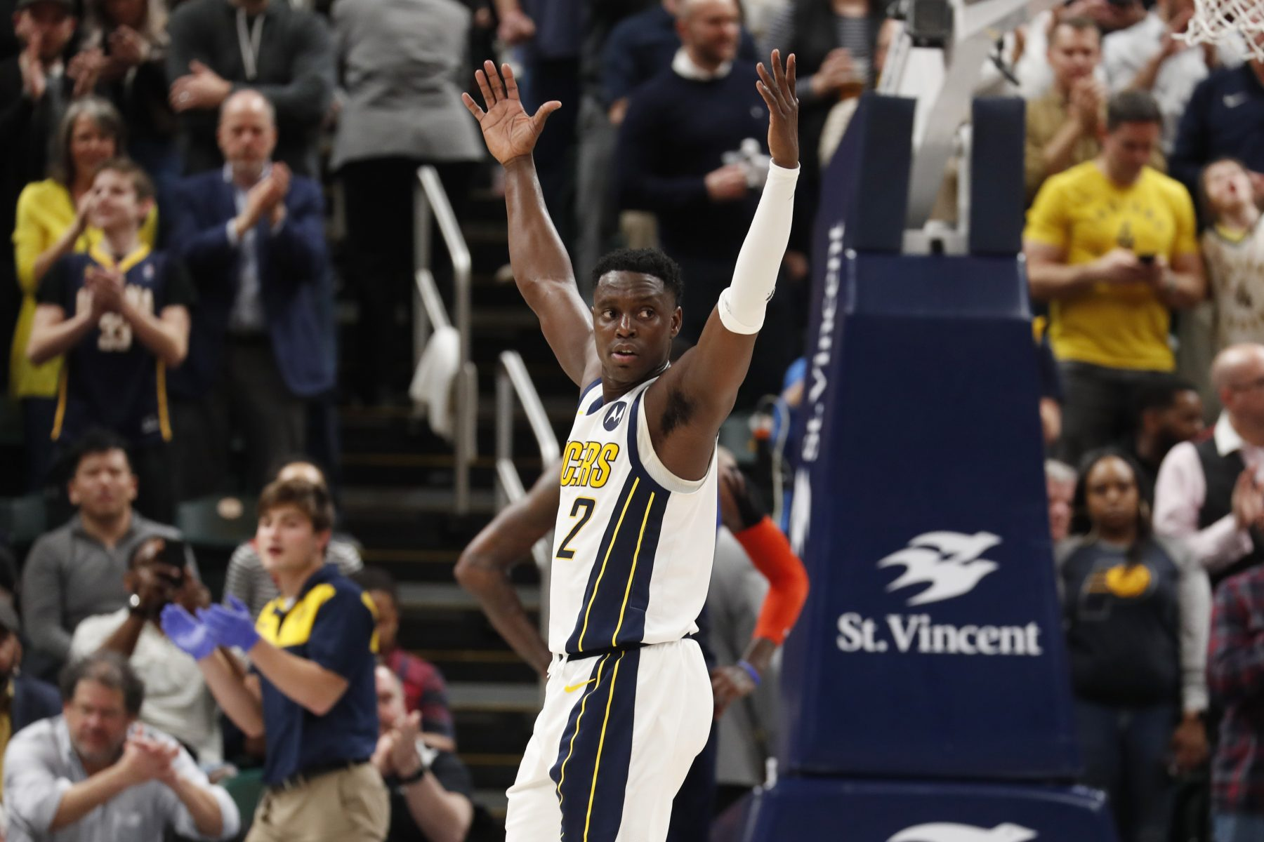 Darren Collison Indiana Pacers