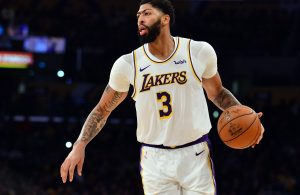 Anthony Davis Lakers