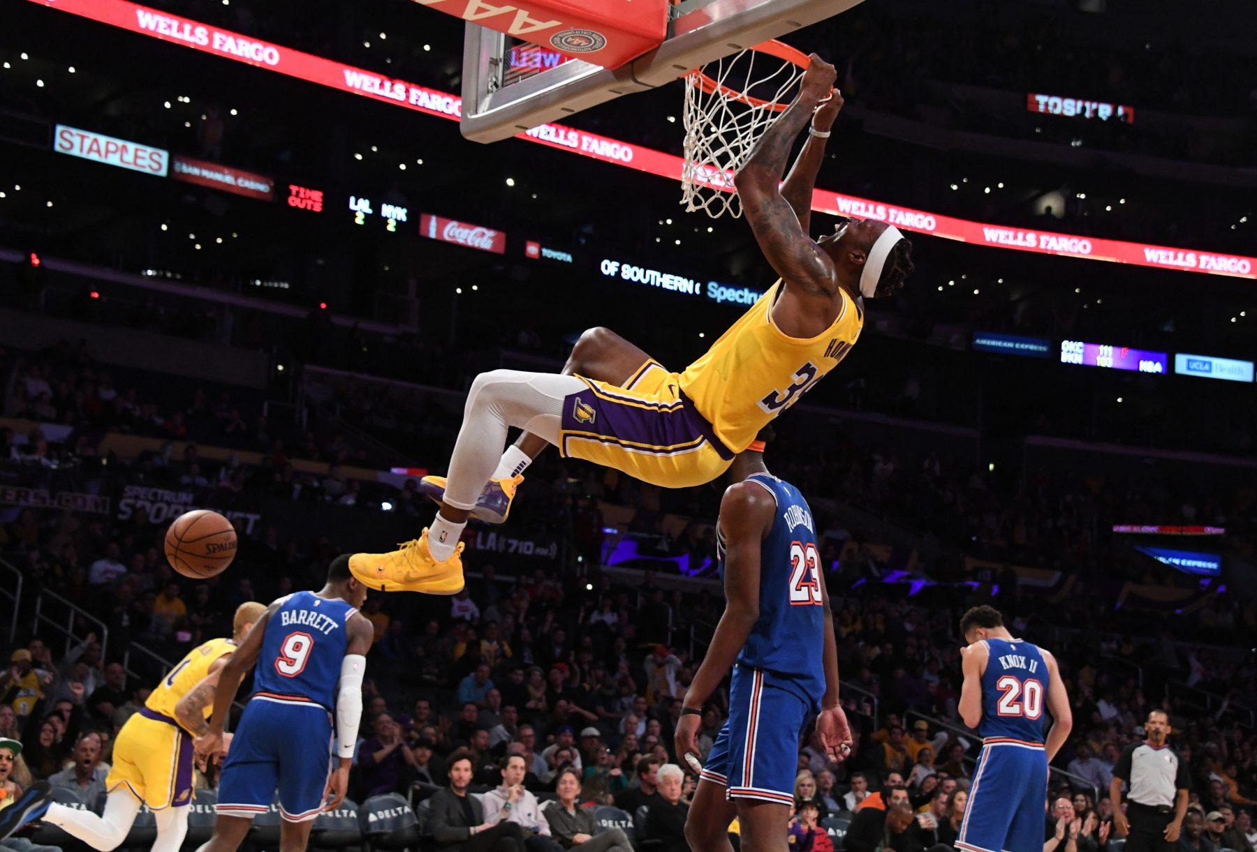 Dwight Howard Lakers