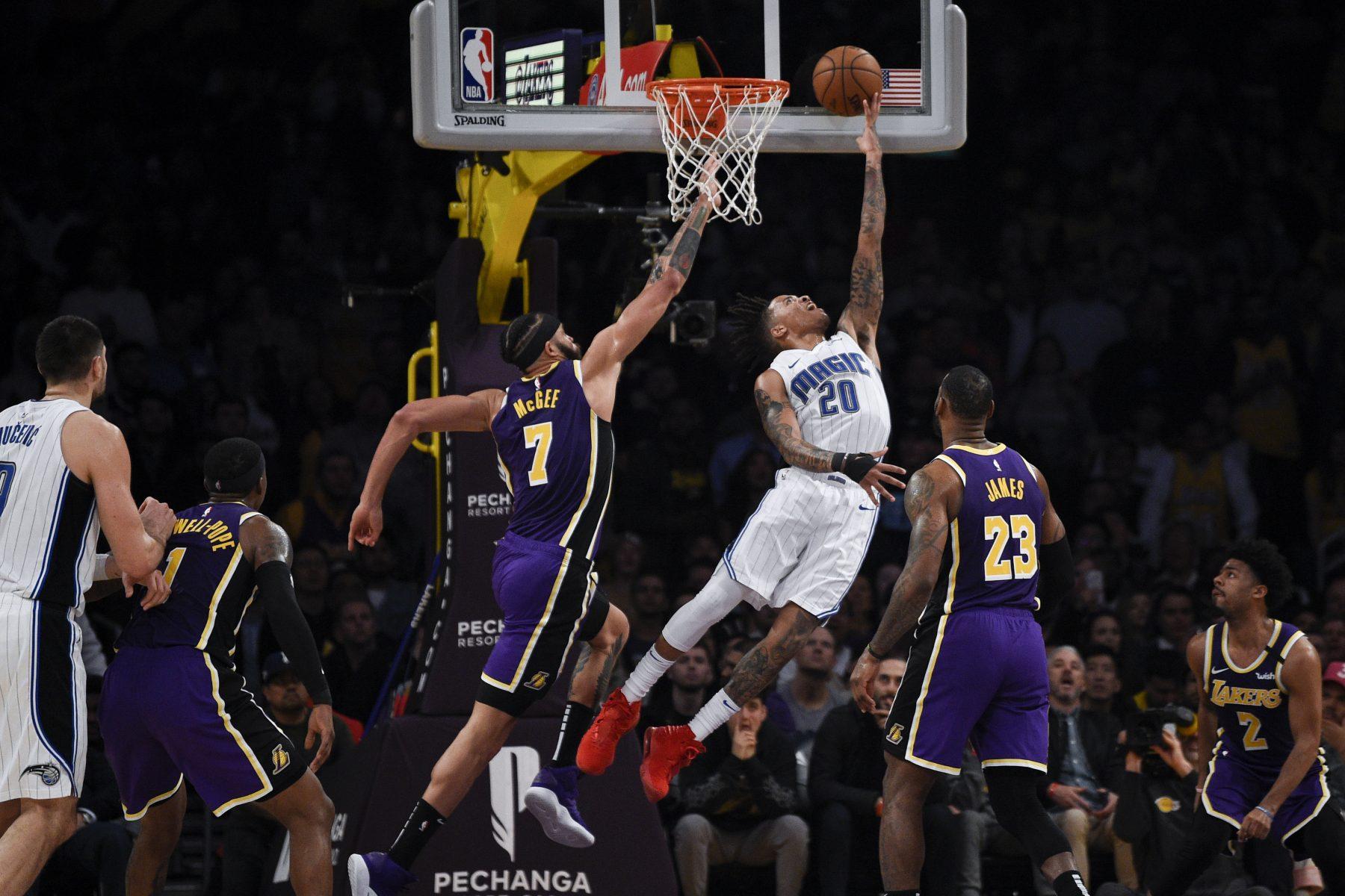 Markelle Fultz Lakers