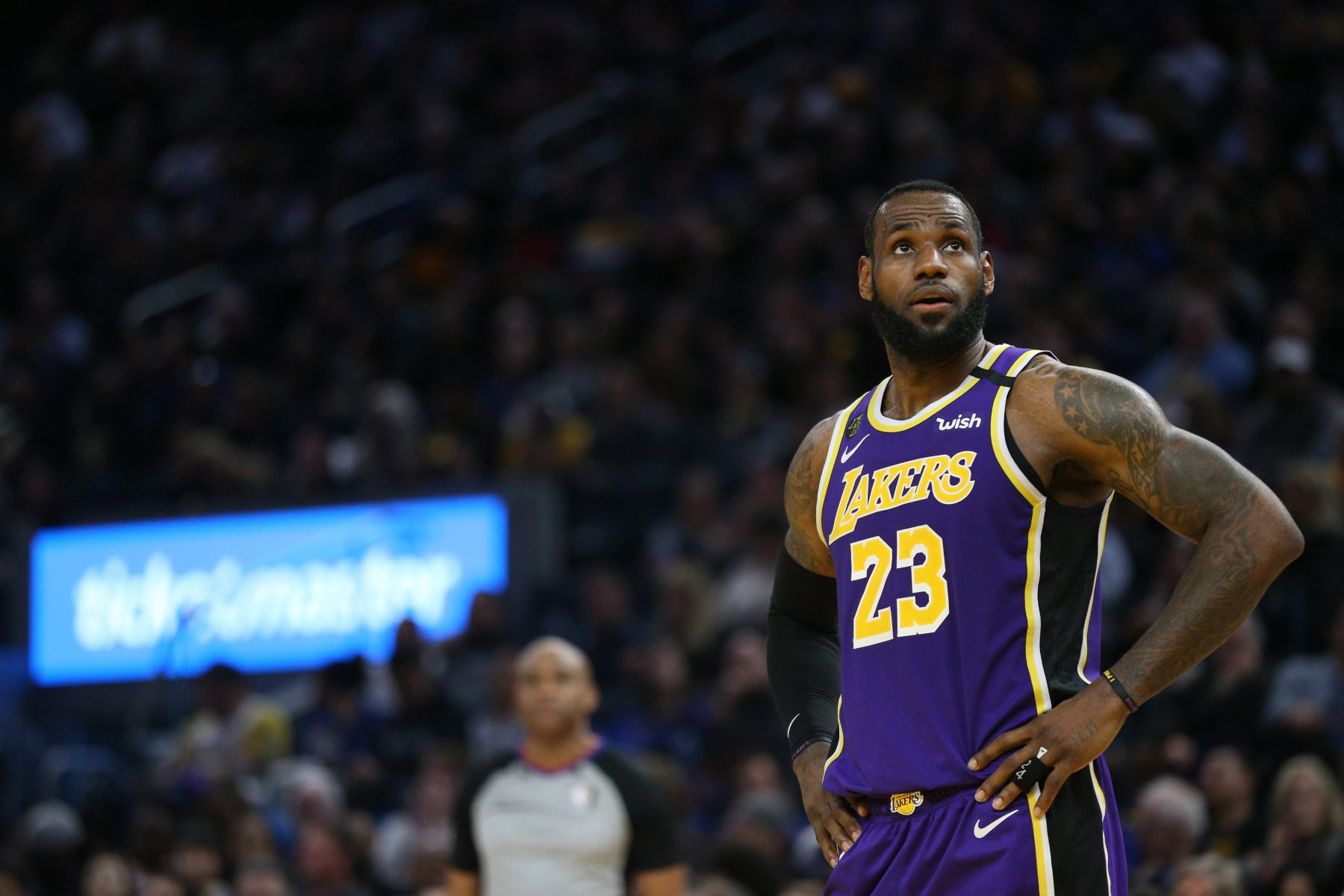 Lakers Named Finalists for Team USA Olympic Roster
