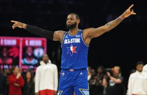 LeBron James All-Star Game