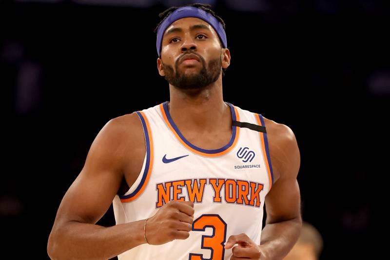Moe Harkless Knicks