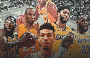 Danny Green Lakers Starting 5