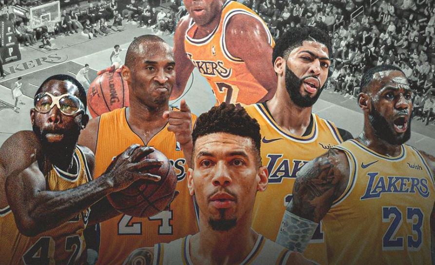 Danny Green Lakers Starting 5