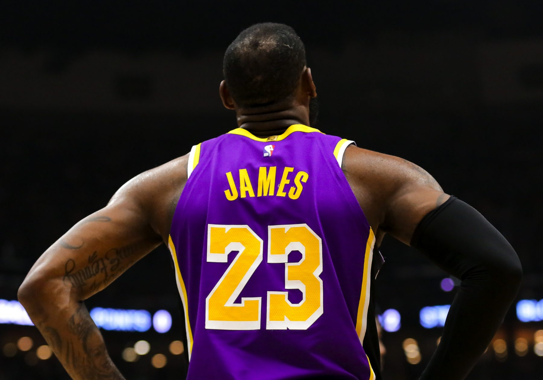 Lebron James Admits On Instagram He Wants To Be A Laker For The Rest Of His Life Lakers Daily
