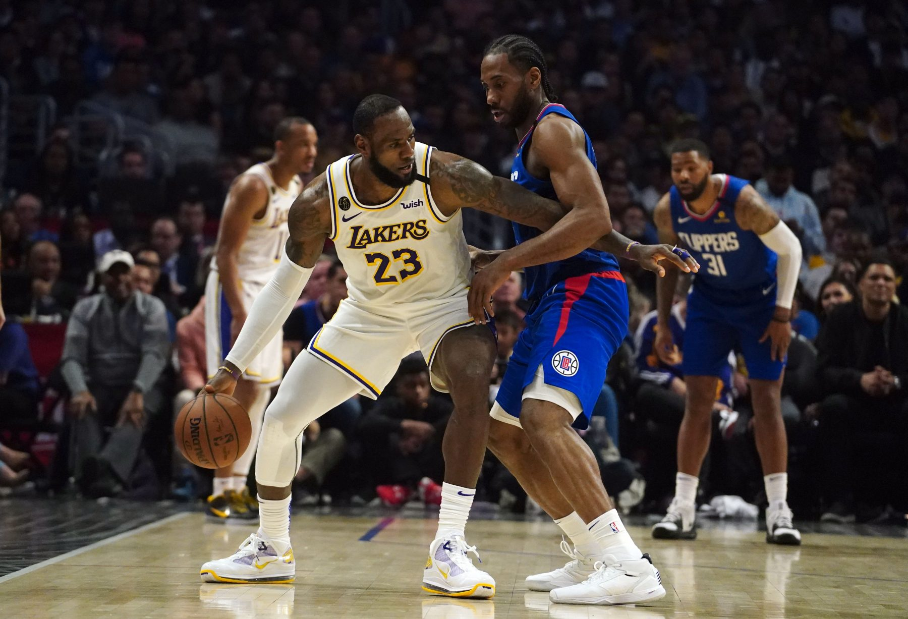 Danny Green Shares Major Difference Between Lebron James And Kawhi Leonard Lakers Daily