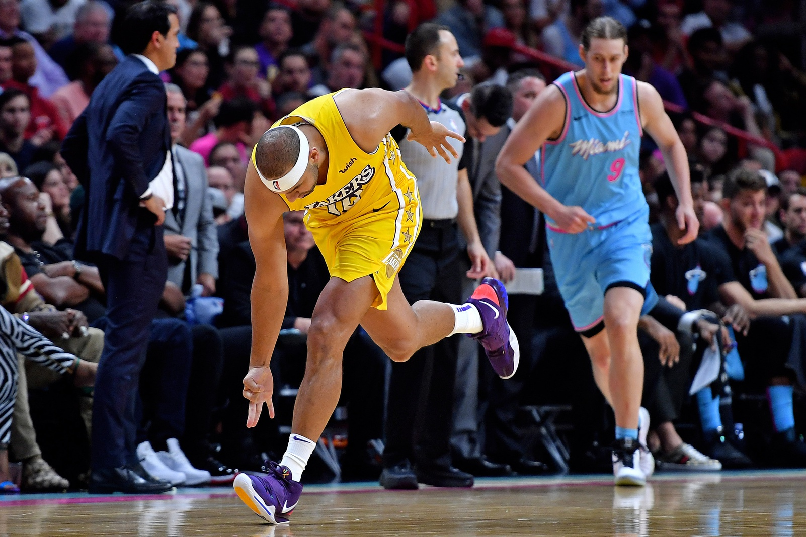 Jared Dudley Lakers