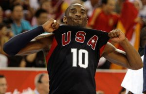 Kobe Bryant Team USA