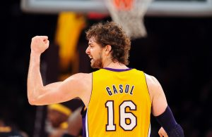Pau Gasol Lakers