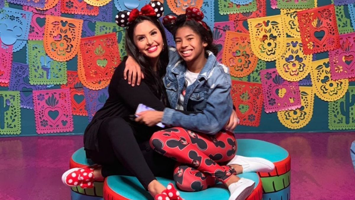 Vanessa Bryant Sends Heartwarming Message To Gianna On Her 14th Birthday Lakers Daily
