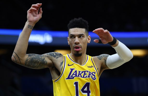 Danny Green Looking Forward To Guarding Opposing Teams Best Players With Avery Bradley Out Lakers Daily