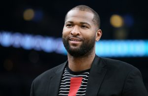 DeMarcus Cousins Lakers