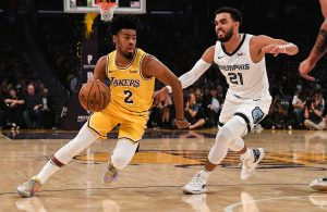 Quinn Cook Lakers