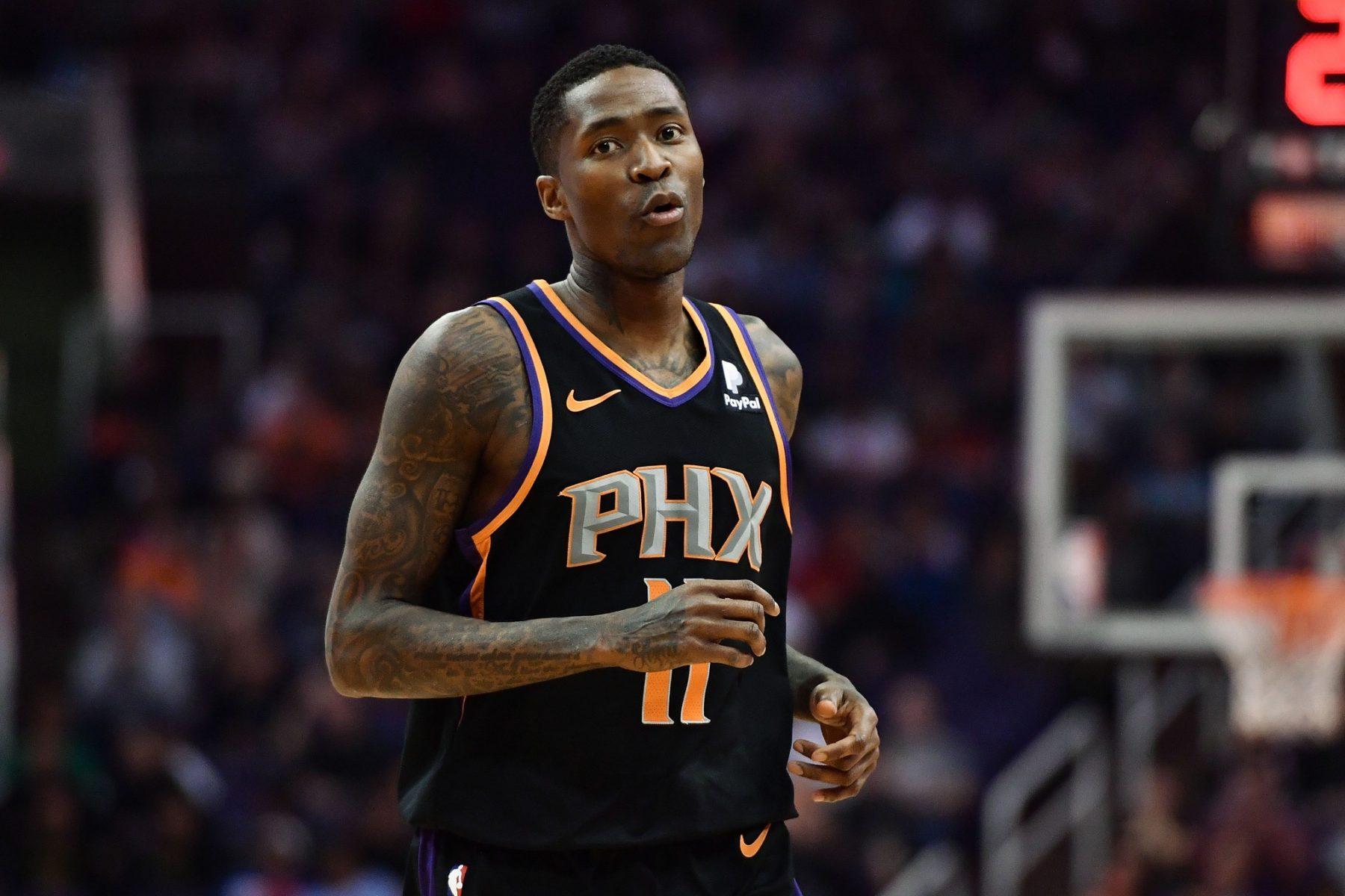 Jamal Crawford Phoenix Suns