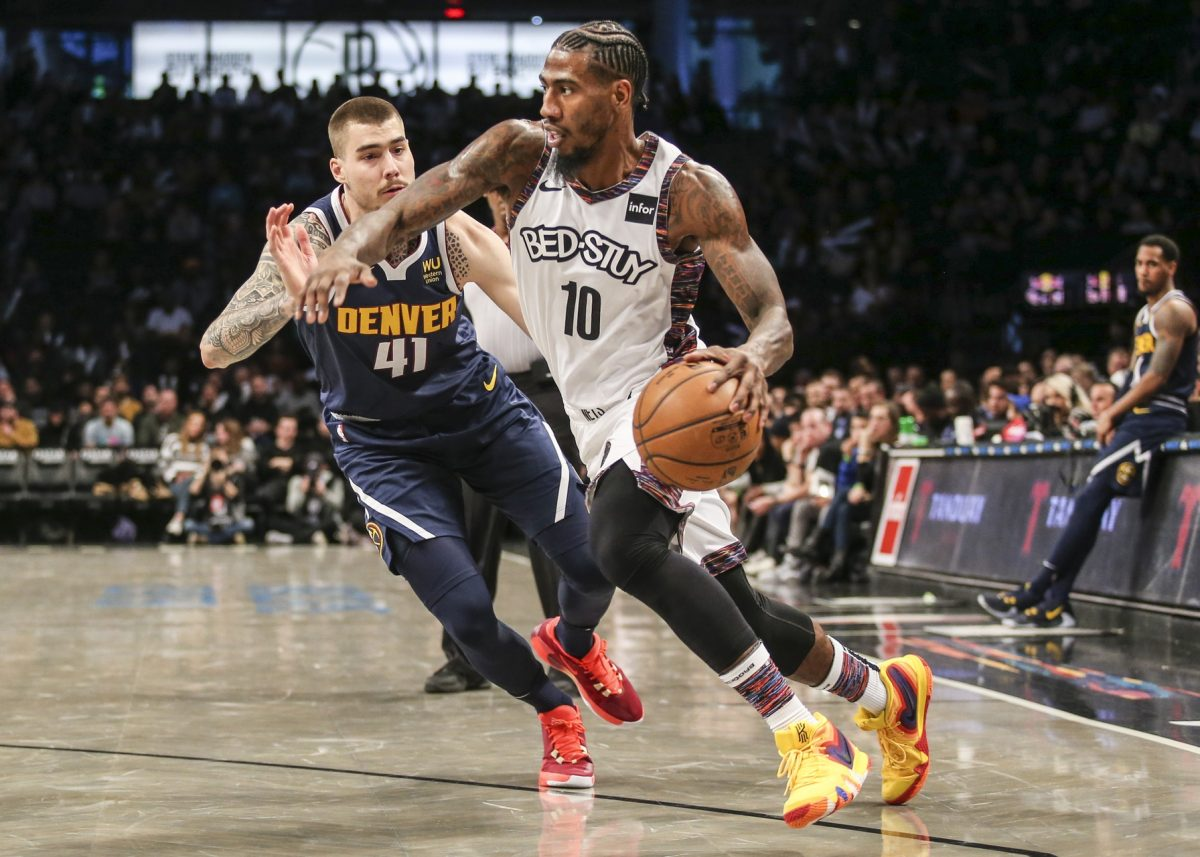 Iman Shumpert Brooklyn Nets