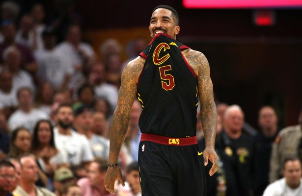 Rich Paul Announces What Jersey Number J.R. Smith Will Wear for ...