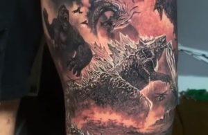 Danny Green Tattoo