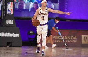 Alex Caruso Lakers
