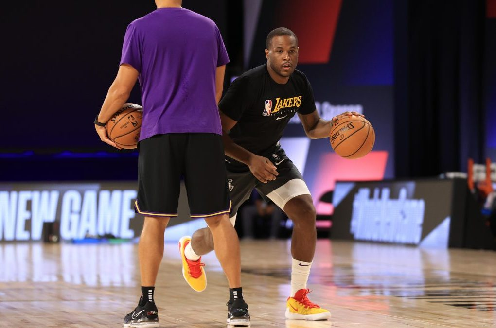 Dion Waiters Lakers