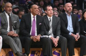 Frank Vogel, Jason Kidd and Lionel Hollins
