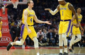 Alex Caruso and Kentavious Caldwell-Pope