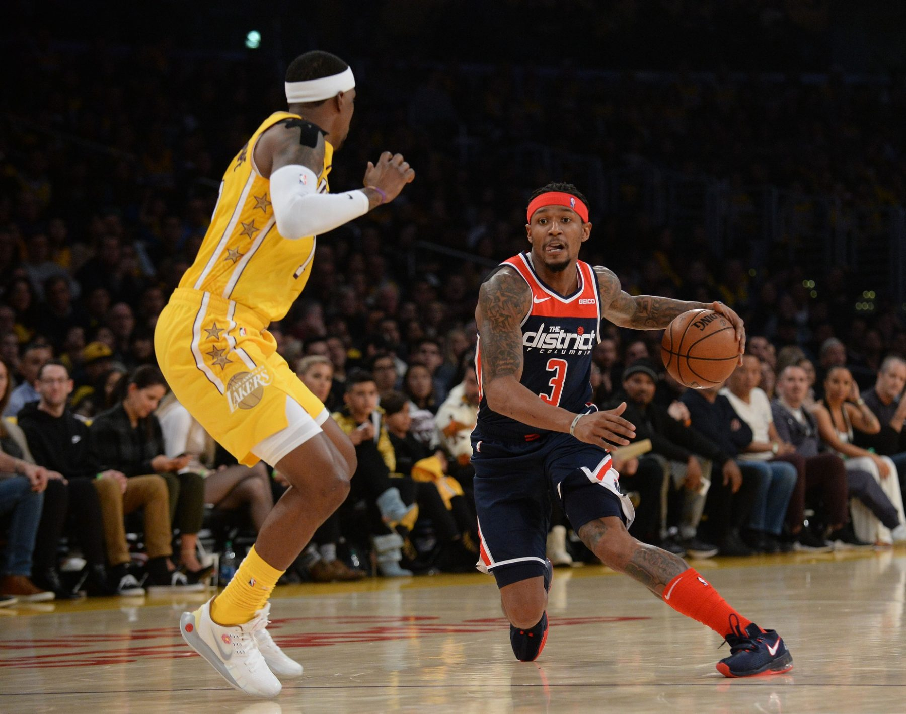 Lakers Expressed Serious Interest in Bradley Beal During NBA Hiatus