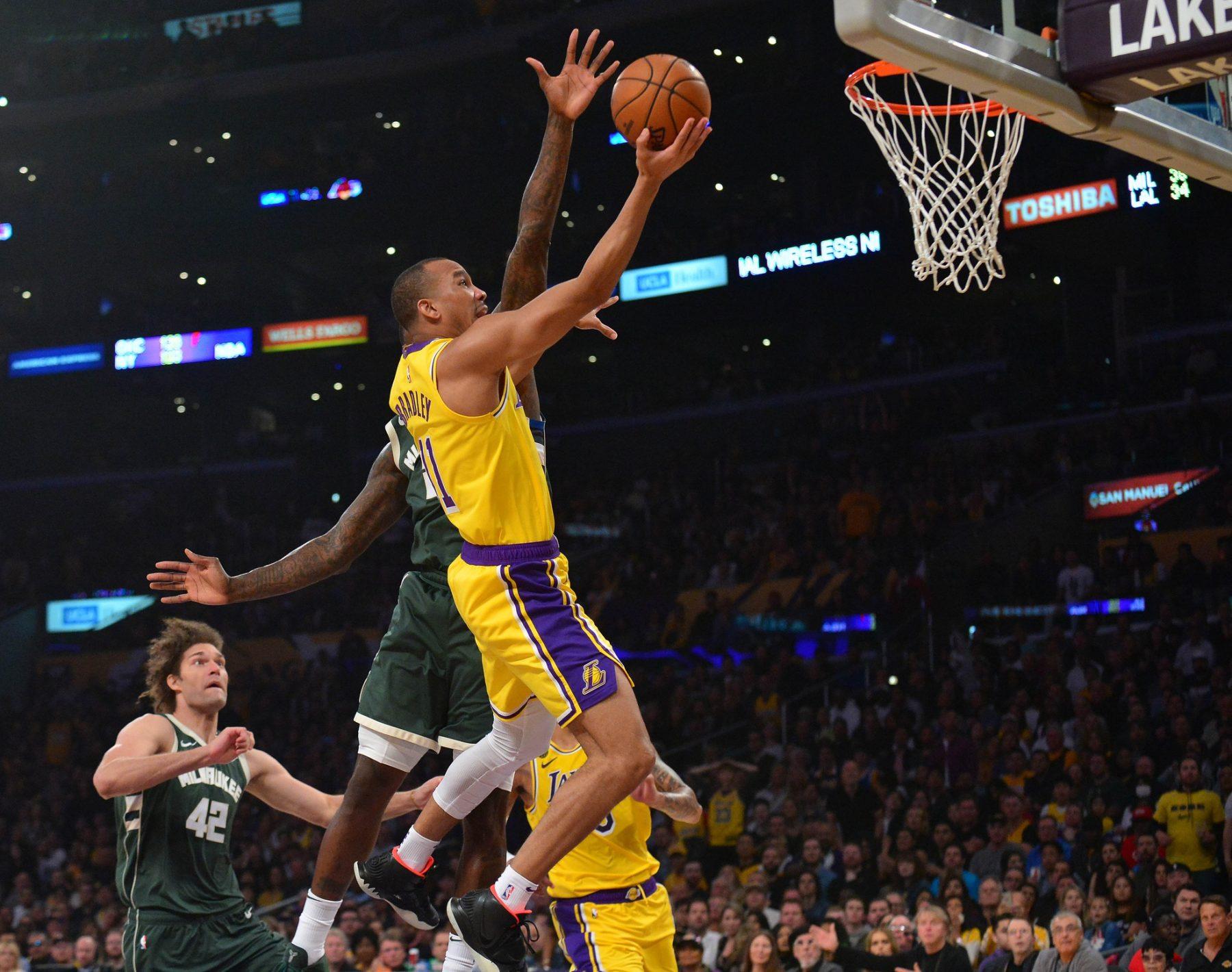 Avery Bradley Lakers