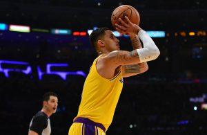 Kyle Kuzma Lakers