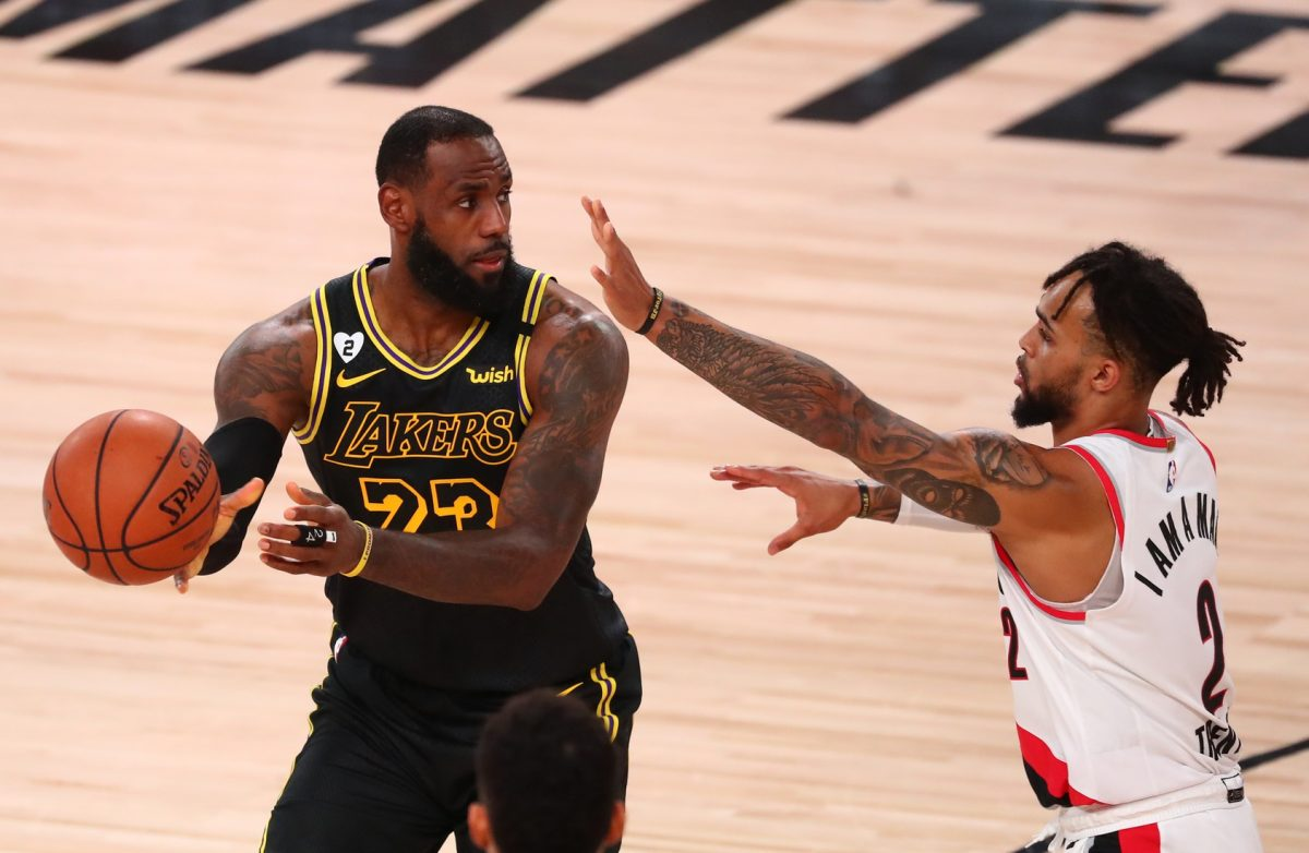 Lebron James Highlights Crucial Reason Why Lakers Offense Has Been Clicking Lakers Daily